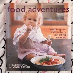Other - Food adventures by Elizabeth luard